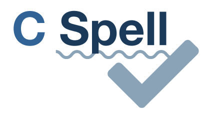 image representing the CSpell project logo.  Link goes to the CSpell project page